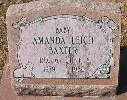BAXTER, AMANDA LEIGH - La Salle County, Louisiana   AMANDA LEIGH BAXTER - Louisiana Gravestone Photos