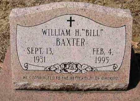 "BAXTER, WILLIAM H ""BILL"" - La Salle County, Louisiana   WILLIAM H ""BILL"" BAXTER - Louisiana Gravestone Photos"