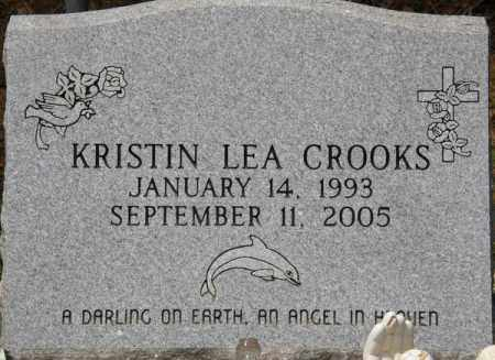 CROOKS, KRISTIN LEA - La Salle County, Louisiana | KRISTIN LEA CROOKS - Louisiana Gravestone Photos