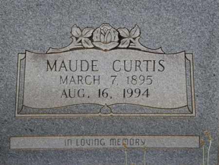 DUKE, MAUDE - La Salle County, Louisiana | MAUDE DUKE - Louisiana Gravestone Photos