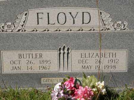 FLOYD, ELIZABETH - La Salle County, Louisiana | ELIZABETH FLOYD - Louisiana Gravestone Photos