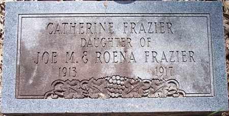 FRAZIER, CATHERINE - La Salle County, Louisiana | CATHERINE FRAZIER - Louisiana Gravestone Photos