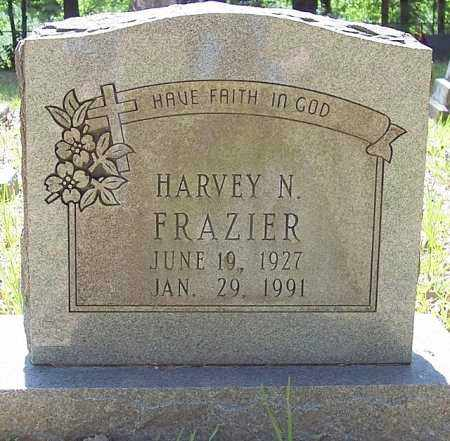 FRAZIER, HARVEY N. - La Salle County, Louisiana   HARVEY N. FRAZIER - Louisiana Gravestone Photos