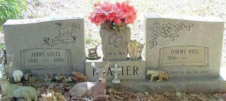 FRAZIER, JERRY LOUIS - La Salle County, Louisiana   JERRY LOUIS FRAZIER - Louisiana Gravestone Photos