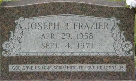 FRAZIER, JOSEPH R. - La Salle County, Louisiana   JOSEPH R. FRAZIER - Louisiana Gravestone Photos