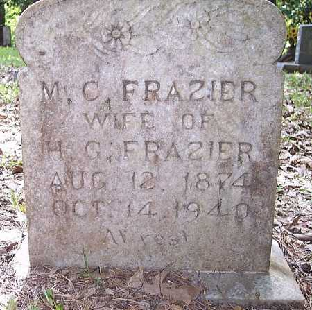 FRAZIER, MINERVA CASSANDRA - La Salle County, Louisiana | MINERVA CASSANDRA FRAZIER - Louisiana Gravestone Photos