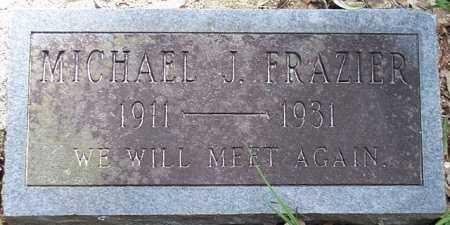 FRAZIER, MICHAEL J. - La Salle County, Louisiana | MICHAEL J. FRAZIER - Louisiana Gravestone Photos