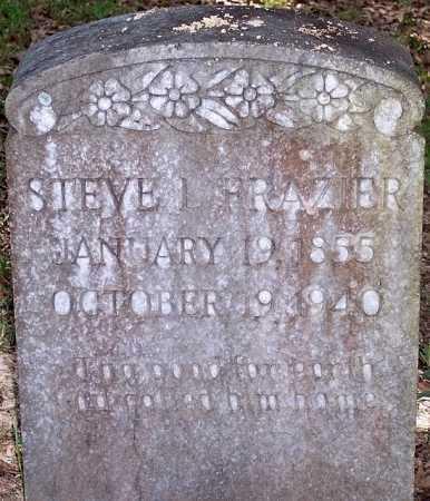 FRAZIER, STEVE LACROIX - La Salle County, Louisiana | STEVE LACROIX FRAZIER - Louisiana Gravestone Photos