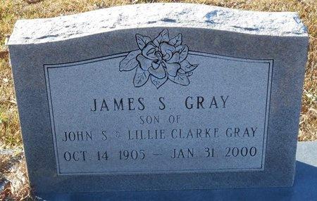 GRAY, JAMES S, DR - La Salle County, Louisiana   JAMES S, DR GRAY - Louisiana Gravestone Photos