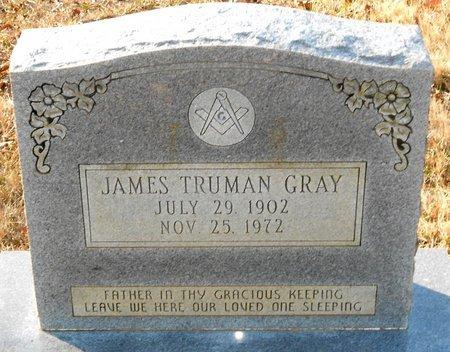 GRAY, JAMES TRUMAN - La Salle County, Louisiana | JAMES TRUMAN GRAY - Louisiana Gravestone Photos