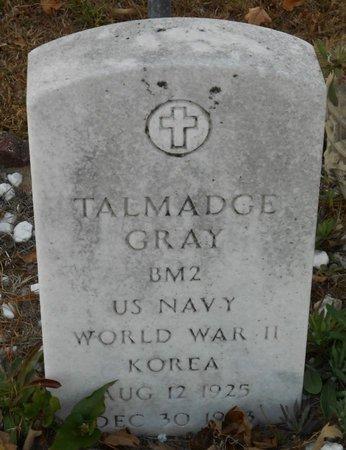 GRAY, TALMADGE  (VETERAN 2 WARS) - La Salle County, Louisiana | TALMADGE  (VETERAN 2 WARS) GRAY - Louisiana Gravestone Photos