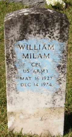 MILLIAM, WILLIAM (VETERAN) - La Salle County, Louisiana   WILLIAM (VETERAN) MILLIAM - Louisiana Gravestone Photos
