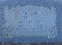 SMITH, ABYE - La Salle County, Louisiana   ABYE SMITH - Louisiana Gravestone Photos