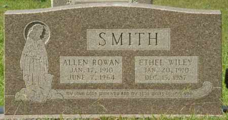 WILEY SMITH, ETHEL - La Salle County, Louisiana | ETHEL WILEY SMITH - Louisiana Gravestone Photos