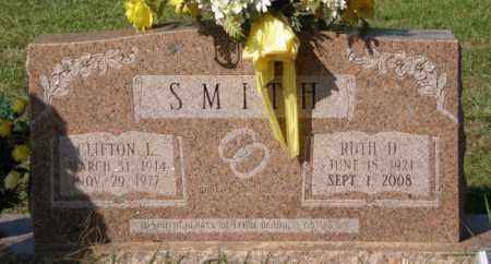 SMITH, CLIFTON L. - La Salle County, Louisiana | CLIFTON L. SMITH - Louisiana Gravestone Photos