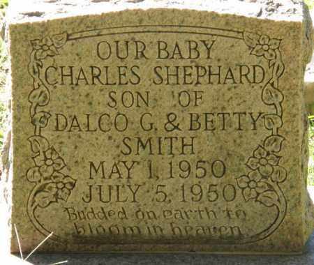 SMITH, CHARLES SHEPHARD - La Salle County, Louisiana | CHARLES SHEPHARD SMITH - Louisiana Gravestone Photos