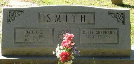 SMITH, DALCO G - La Salle County, Louisiana | DALCO G SMITH - Louisiana Gravestone Photos