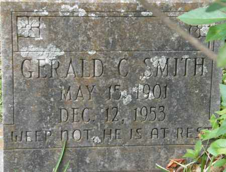 SMITH, GERALD C - La Salle County, Louisiana   GERALD C SMITH - Louisiana Gravestone Photos
