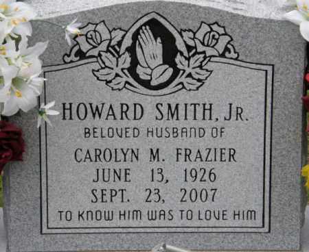 SMITH, HOWARD JR. - La Salle County, Louisiana | HOWARD JR. SMITH - Louisiana Gravestone Photos