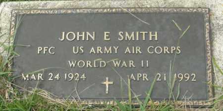 SMITH, JOHN E (VETERAN WWII) - La Salle County, Louisiana   JOHN E (VETERAN WWII) SMITH - Louisiana Gravestone Photos