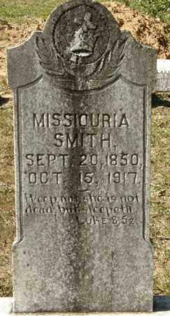 SMITH, MISSIOURIA - La Salle County, Louisiana | MISSIOURIA SMITH - Louisiana Gravestone Photos