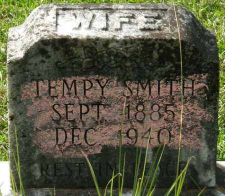 SMITH, TEMPY - La Salle County, Louisiana   TEMPY SMITH - Louisiana Gravestone Photos