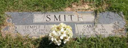 SMITH, CARRIE S. - La Salle County, Louisiana | CARRIE S. SMITH - Louisiana Gravestone Photos
