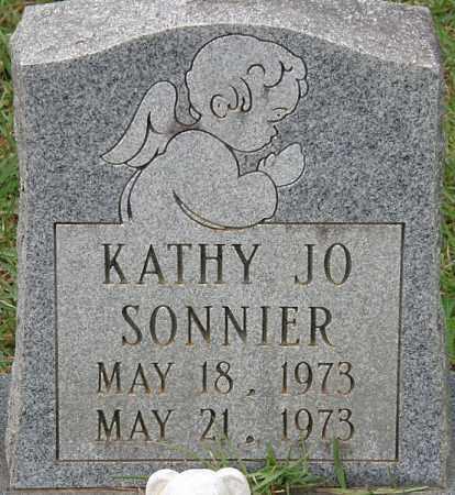 SONNIER, KATHY JO - La Salle County, Louisiana | KATHY JO SONNIER - Louisiana Gravestone Photos
