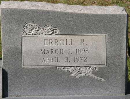 WHATLEY, ERROLL R - La Salle County, Louisiana | ERROLL R WHATLEY - Louisiana Gravestone Photos