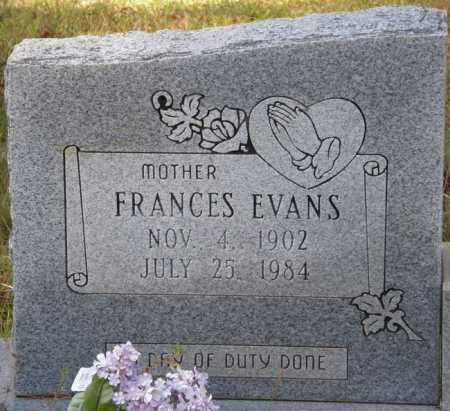 WHATLEY, FRANCES - La Salle County, Louisiana | FRANCES WHATLEY - Louisiana Gravestone Photos