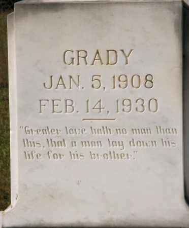 WHATLEY, GRADY - La Salle County, Louisiana   GRADY WHATLEY - Louisiana Gravestone Photos