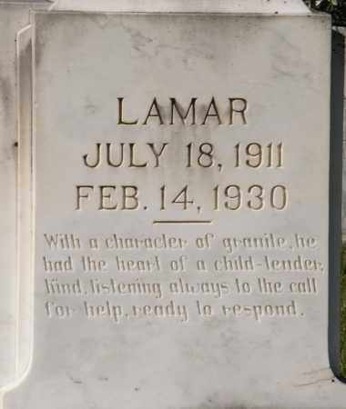 WHATLEY, LAMAR - La Salle County, Louisiana | LAMAR WHATLEY - Louisiana Gravestone Photos
