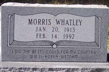 WHATLEY, MORRIS S - La Salle County, Louisiana | MORRIS S WHATLEY - Louisiana Gravestone Photos