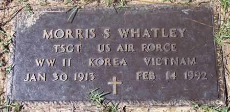 WHATLEY, MORRIS S (VETERAN 3 WARS) - La Salle County, Louisiana   MORRIS S (VETERAN 3 WARS) WHATLEY - Louisiana Gravestone Photos