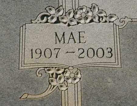 WHATLEY, MAE - La Salle County, Louisiana | MAE WHATLEY - Louisiana Gravestone Photos