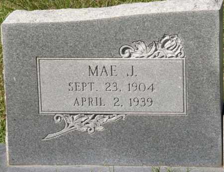 WHATLEY, MAE J - La Salle County, Louisiana | MAE J WHATLEY - Louisiana Gravestone Photos