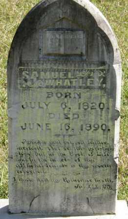 WHATLEY, SAMUEL - La Salle County, Louisiana | SAMUEL WHATLEY - Louisiana Gravestone Photos