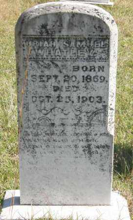 WHATLEY, URIAH SAMUEL - La Salle County, Louisiana | URIAH SAMUEL WHATLEY - Louisiana Gravestone Photos