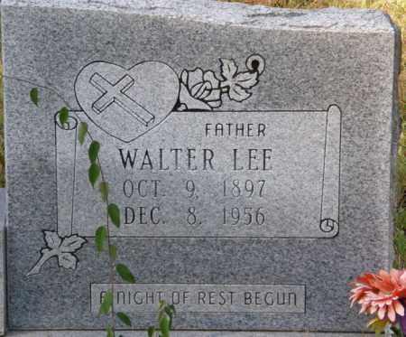 WHATLEY, WALTER LEE - La Salle County, Louisiana | WALTER LEE WHATLEY - Louisiana Gravestone Photos