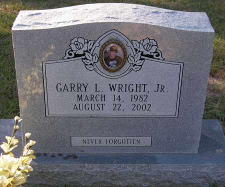 WRIGHT, GARRY L, JR - La Salle County, Louisiana | GARRY L, JR WRIGHT - Louisiana Gravestone Photos