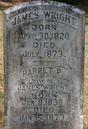 WRIGHT, HARRET P - La Salle County, Louisiana | HARRET P WRIGHT - Louisiana Gravestone Photos