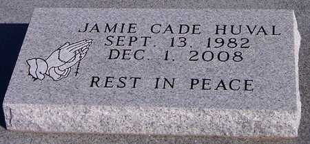 HUVAL, JAMIE CADE - Lafayette County, Louisiana | JAMIE CADE HUVAL - Louisiana Gravestone Photos
