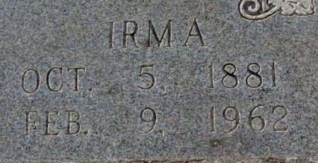 CALLAIS, IRMA MARIE  (CLOSEUP) - Lafourche County, Louisiana | IRMA MARIE  (CLOSEUP) CALLAIS - Louisiana Gravestone Photos