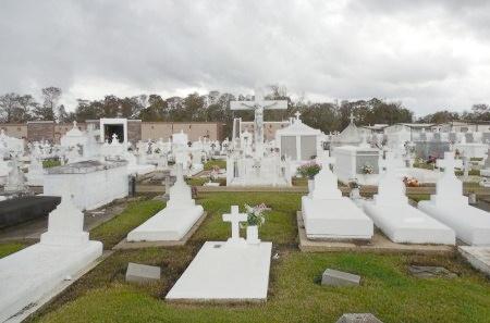 *OVERVIEW,  - Lafourche County, Louisiana    *OVERVIEW - Louisiana Gravestone Photos