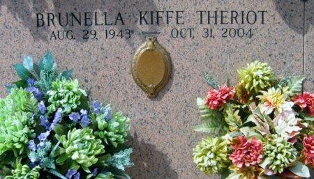 KIFFE THERIOT, BRUNELLA - Lafourche County, Louisiana | BRUNELLA KIFFE THERIOT - Louisiana Gravestone Photos