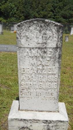BRAZZEL, ANNIE MAE - Lincoln County, Louisiana   ANNIE MAE BRAZZEL - Louisiana Gravestone Photos