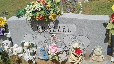 BRAZZEL, ALVIN RAY - Lincoln County, Louisiana   ALVIN RAY BRAZZEL - Louisiana Gravestone Photos