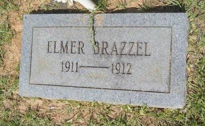 BRAZZEL, ELMER - Lincoln County, Louisiana | ELMER BRAZZEL - Louisiana Gravestone Photos