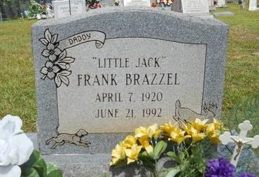 BRAZZEL, FRANK - Lincoln County, Louisiana   FRANK BRAZZEL - Louisiana Gravestone Photos