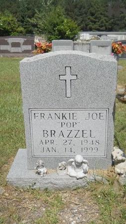 "BRAZZEL, FRANKIE JOE ""POP"" - Lincoln County, Louisiana | FRANKIE JOE ""POP"" BRAZZEL - Louisiana Gravestone Photos"